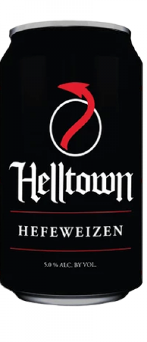 Hefeweizen by Helltown Brewing Co. in Pennsylvania, United States