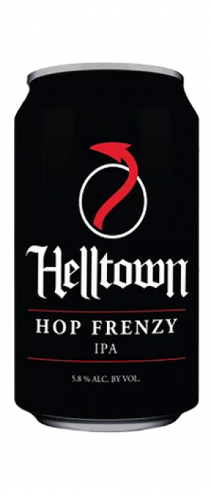 Hop Frenzy by Helltown Brewing Co. in Pennsylvania, United States