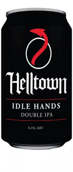 Idle Hands by Helltown Brewing Co. in Pennsylvania, United States