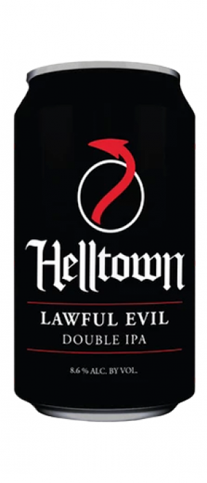 Lawful Evil by Helltown Brewing Co. in Pennsylvania, United States