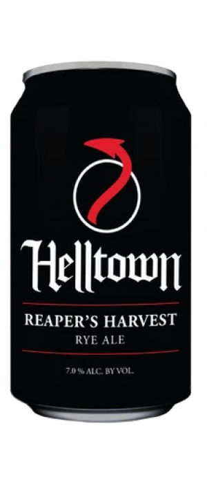 Reaper's Harvest by Helltown Brewing Co. in Pennsylvania, United States