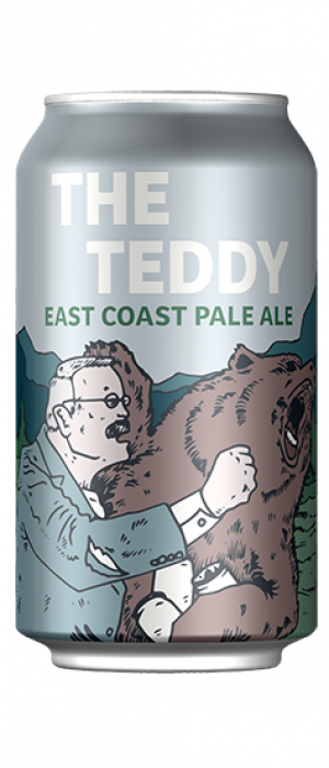 The Teddy by Heritage Brewing Company in Virginia, United States