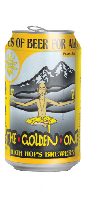 The Golden One by High Hops Brewery in Colorado, United States