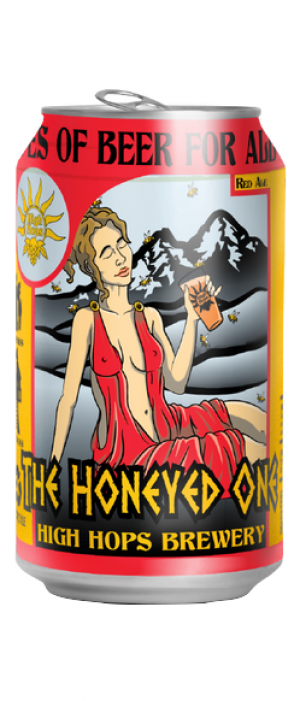 The Honeyed One by High Hops Brewery in Colorado, United States