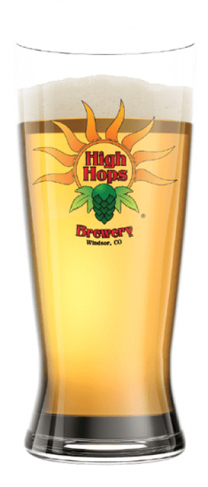 The Weize One by High Hops Brewery in Colorado, United States