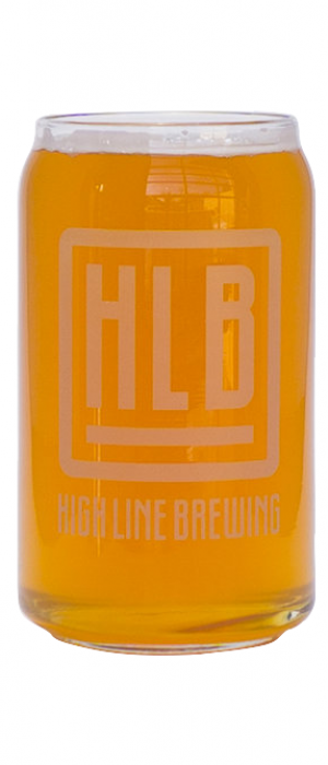 HighPA by High Line Brewing  in Alberta, Canada
