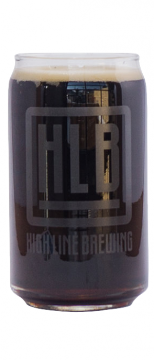 Smokes by High Line Brewing  in Alberta, Canada