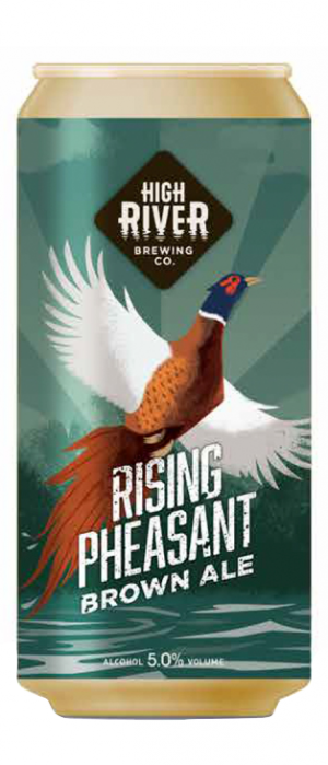 Rising Pheasant Brown Ale