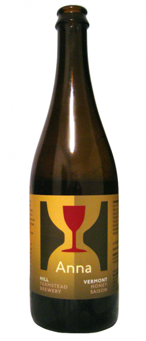 Anna by Hill Farmstead Brewery in Vermont, United States