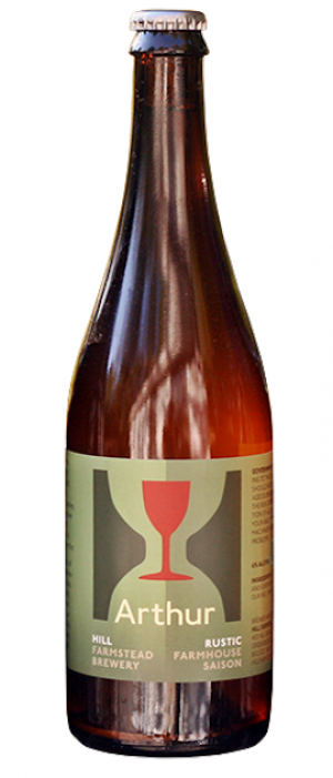 Arthur by Hill Farmstead Brewery in Vermont, United States