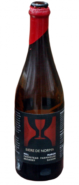 Biere De Norma by Hill Farmstead Brewery in Vermont, United States