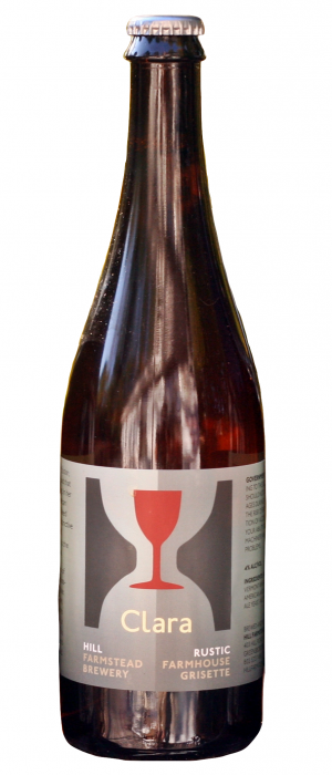 Clara by Hill Farmstead Brewery in Vermont, United States