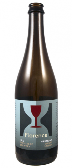 Florence by Hill Farmstead Brewery in Vermont, United States