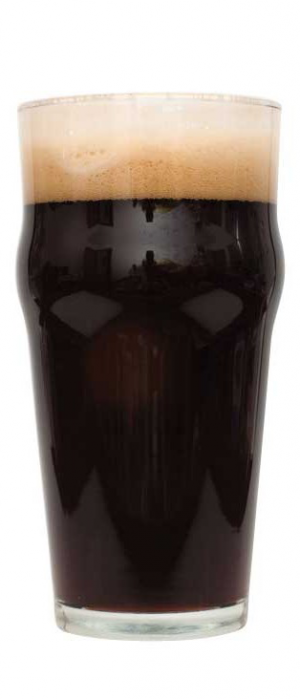 Piehole Porter by Historic Brewing Company in Arizona, United States