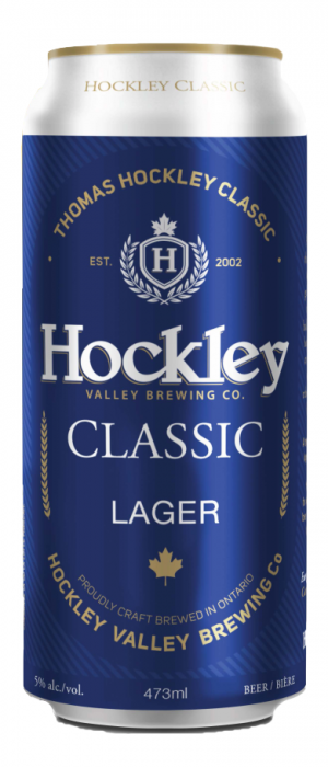 Hockley Classic by Hockley Brewing Company in Ontario, Canada