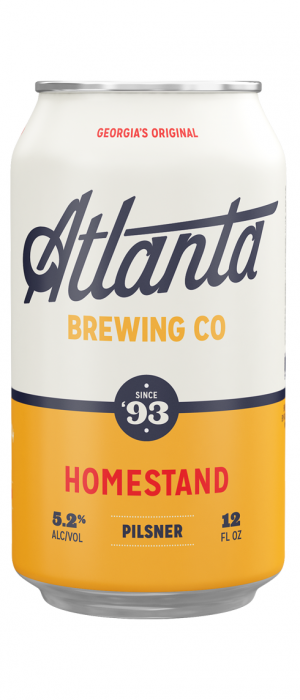 Homestand by Atlanta Brewing Company in Georgia, United States