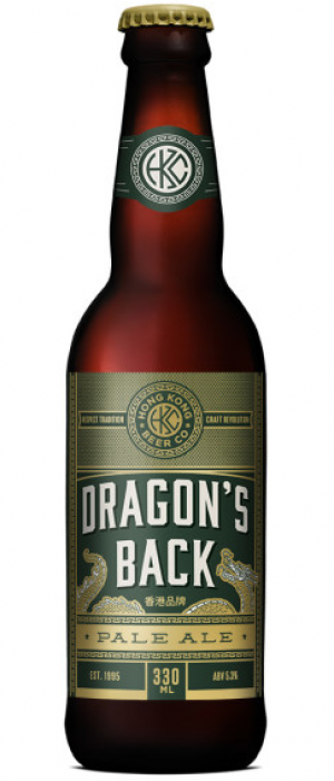 Dragon's Back by Hong Kong Beer Co. in Hong Kong Special Administrative Region, China