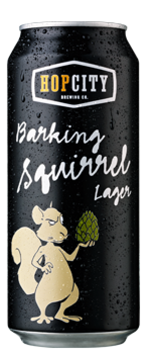 Barking Squirrel Lager
