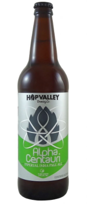 Alpha Centauri by Hop Valley Brewing Company in Oregon, United States