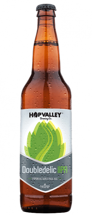 Doubledelic IIPA by Hop Valley Brewing Company in Oregon, United States