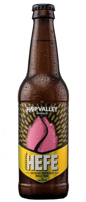 Hefe by Hop Valley Brewing Company in Oregon, United States