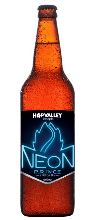 Neon Prince by Hop Valley Brewing Company in Oregon, United States