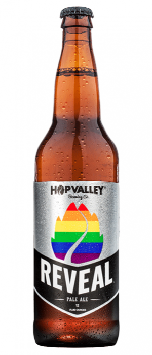 Reveal by Hop Valley Brewing Company in Oregon, United States