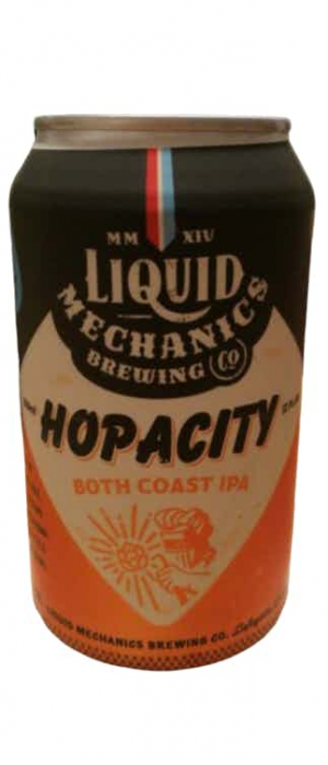Hopacity by Liquid Mechanics Brewing Company in Colorado, United States