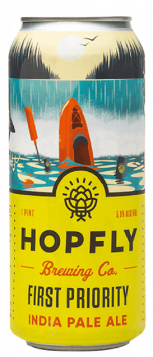 First Priority by HopFly Brewing Company in North Carolina, United States