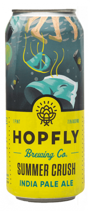 Summer Crush by HopFly Brewing Company in North Carolina, United States