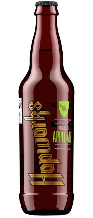 Organic Belgian Apple Ale