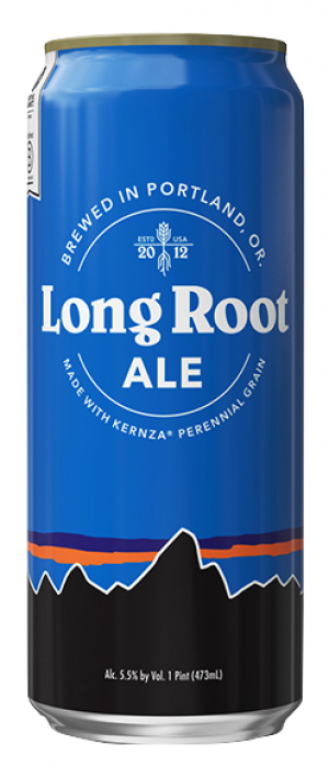 Long Root Ale by Hopworks Urban Brewery in Oregon, United States