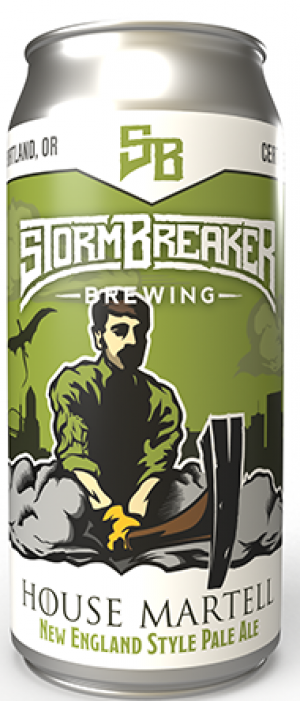 House Martell by StormBreaker Brewing in Oregon, United States