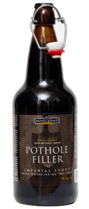Pothole Filler by Howe Sound Brewing in British Columbia, Canada