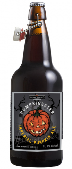Pumpkineater by Howe Sound Brewing in British Columbia, Canada