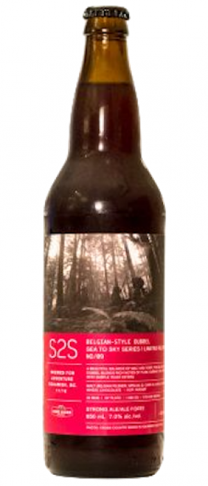 Sea to Sky Belgian-Style Dubbel by Howe Sound Brewing in British Columbia, Canada