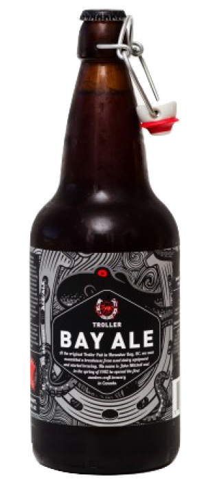 Troller Bay Ale by Howe Sound Brewing in British Columbia, Canada