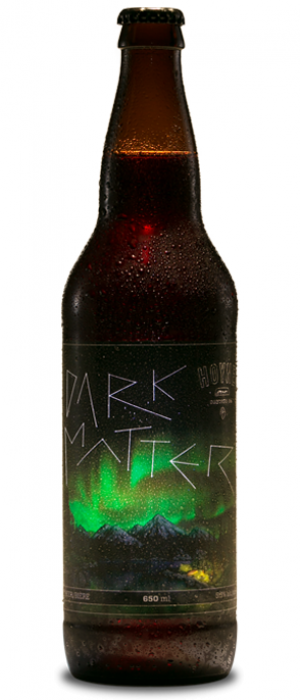Dark Matter by Hoyne Brewing in British Columbia, Canada