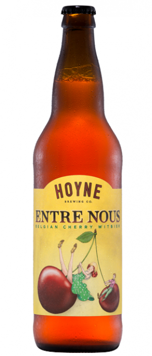 Entre Nous by Hoyne Brewing in British Columbia, Canada