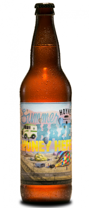 Summer Haze Honey Hefe
