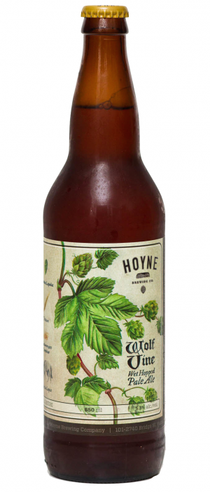 Wolf Vine by Hoyne Brewing in British Columbia, Canada