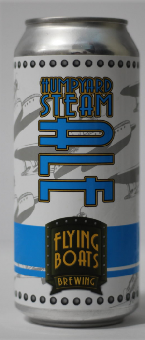 Humpyard Steam Ale by Flying Boats Brewing in New Brunswick, Canada