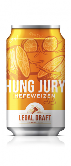 Hung Jury by Legal Draft Beer Co. in Texas, United States