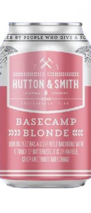 Basecamp Blonde by Hutton & Smith Brewing Company in Tennessee, United States