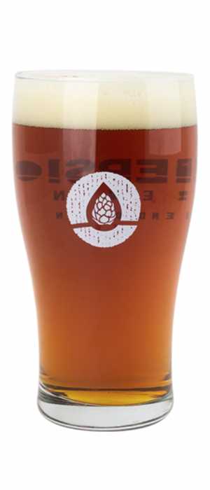 Ring The Alarm India Red Ale by Immersion Brewing in Oregon, United States