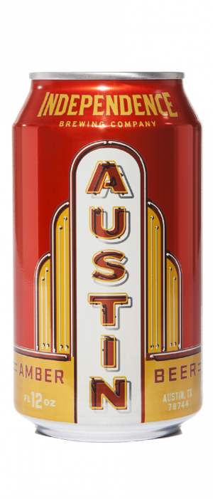 Austin Amber by Independence Brewing Company in Texas, United States