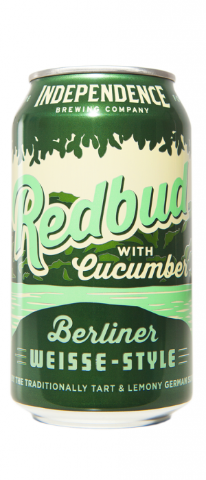 Cucumber Redbud by Independence Brewing Company in Texas, United States
