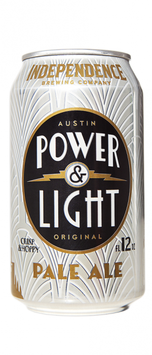 Power & Light by Independence Brewing Company in Texas, United States