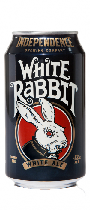 White Rabbit by Independence Brewing Company in Texas, United States