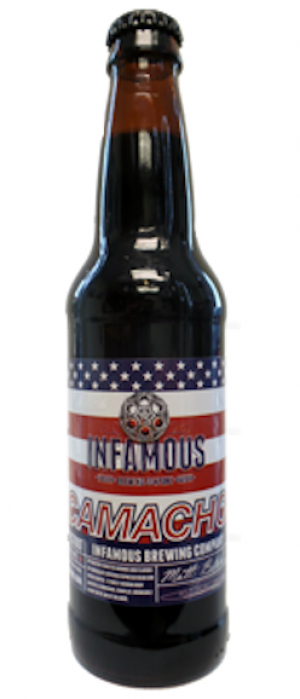 Camacho by Infamous Brewing Company in Texas, United States